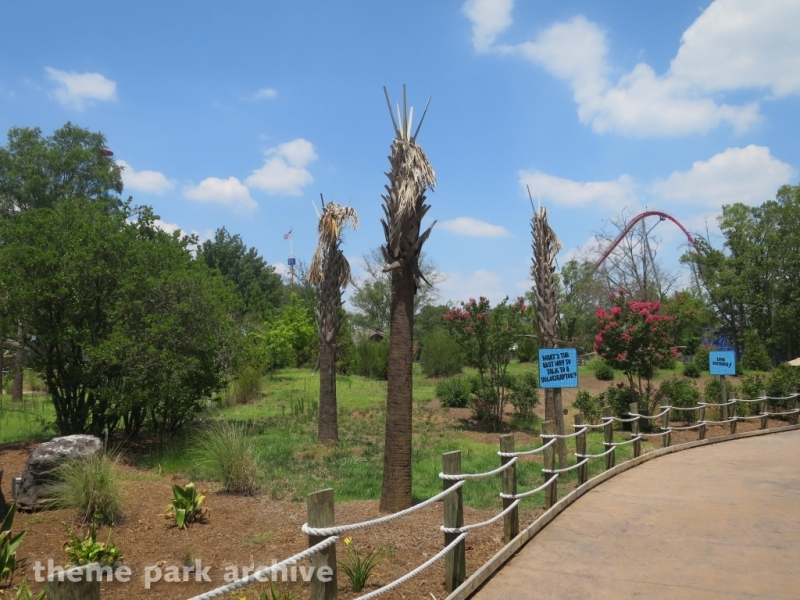 Dinosaurs Alive at Carowinds