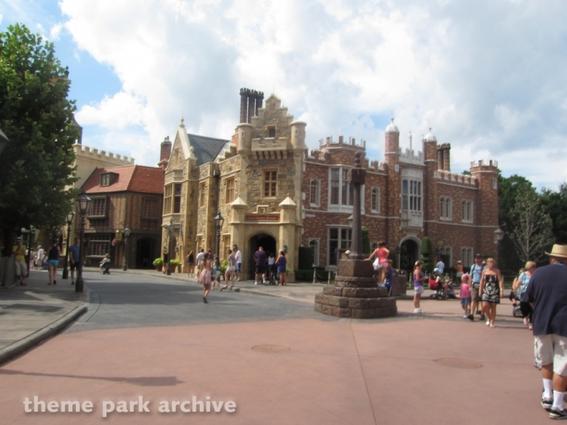 United Kingdom at EPCOT