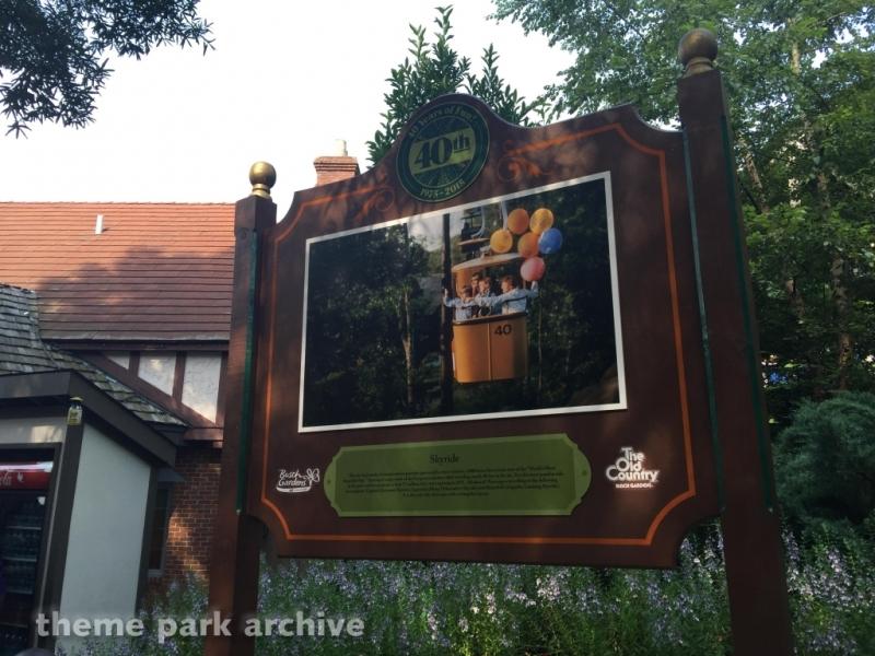 40th Anniversary at Busch Gardens Williamsburg
