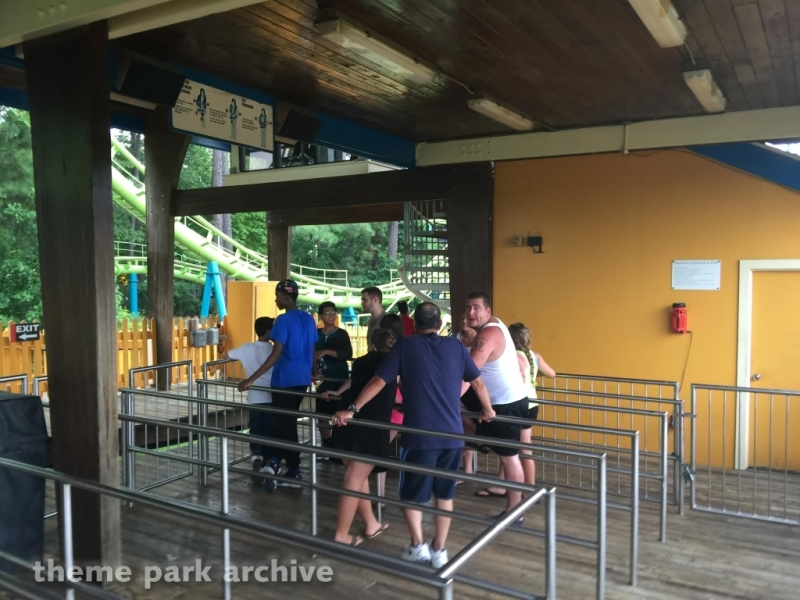 Shockwave at Kings Dominion