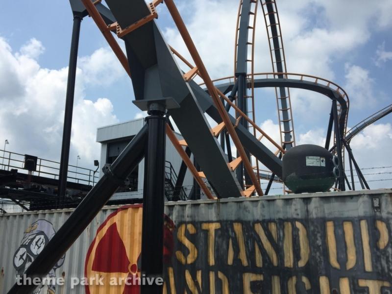 Apocalypse at Six Flags America