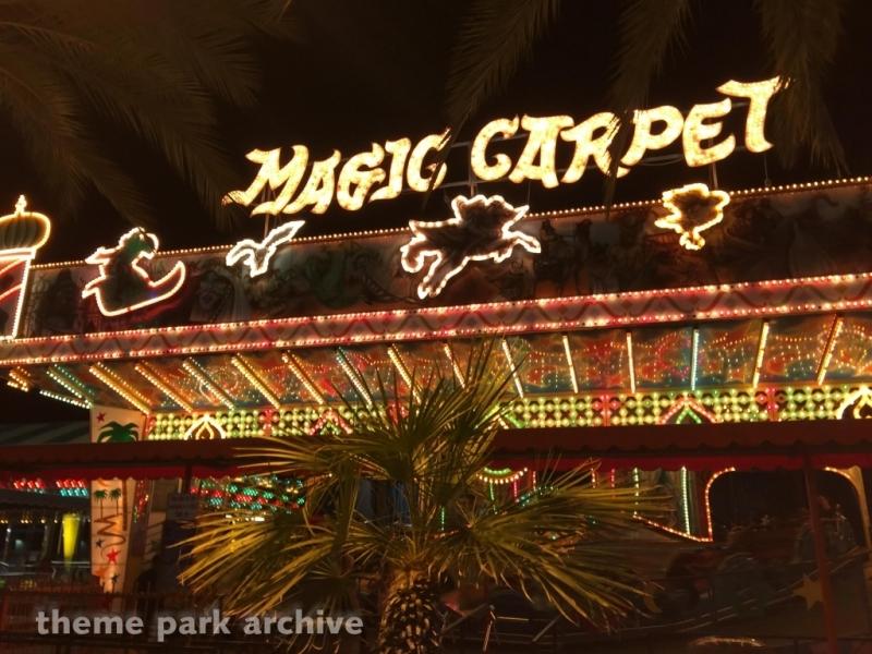 Magic Carpet at Castles N' Coasters