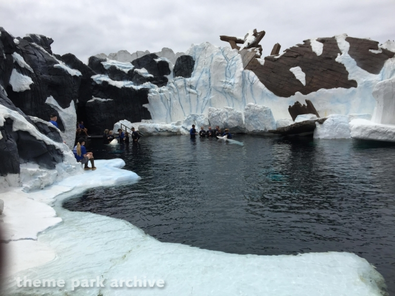 Wild Arctic at Sea World San Diego