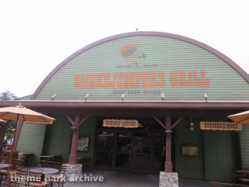 Smokejumpers Grill at Disney California Adventure