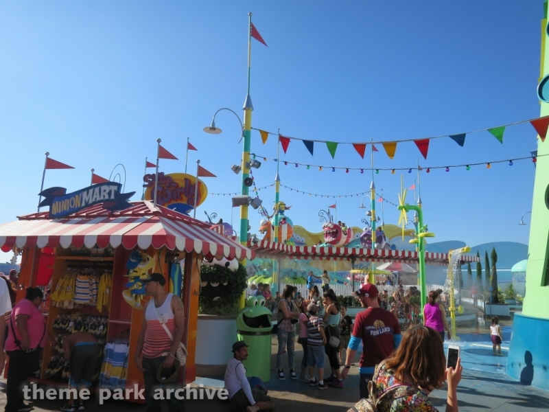 Super Silly Fun Land at Universal Studios Hollywood
