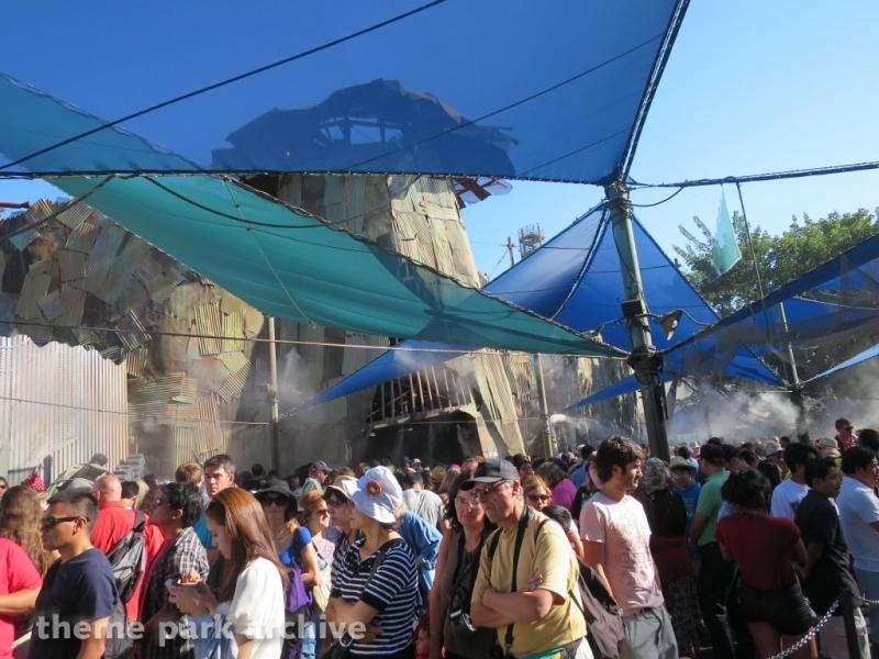 Waterworld at Universal Studios Hollywood