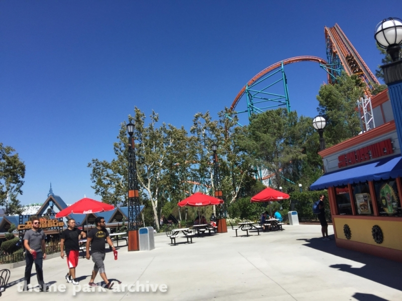 Goliath at Six Flags Magic Mountain