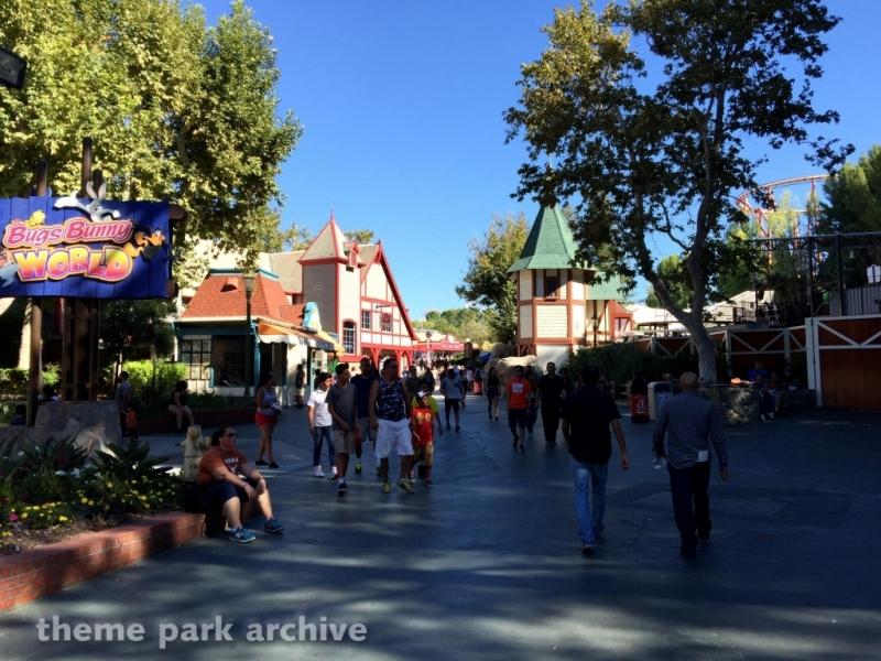 Bugs Bunny World at Six Flags Magic Mountain
