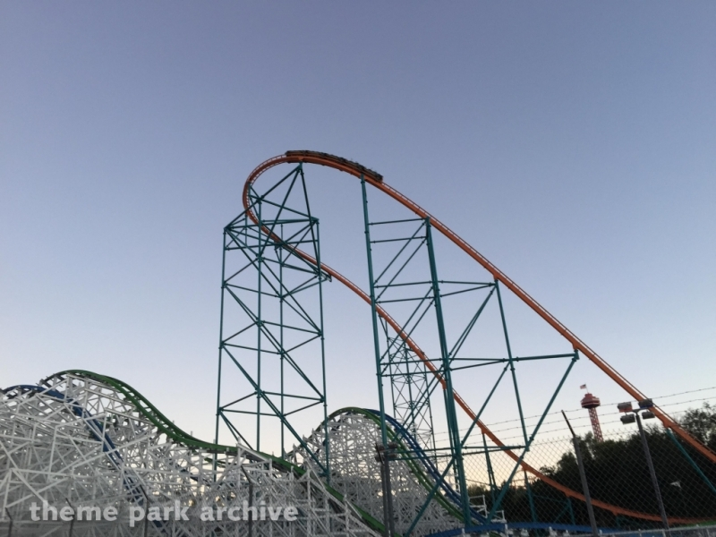 Goliath at Six Flags Magic Mountain