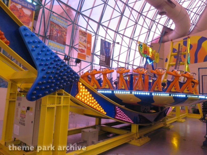 Disko at Adventuredome