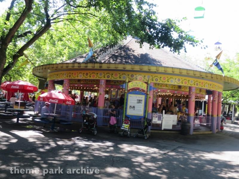 Carousel at Lagoon