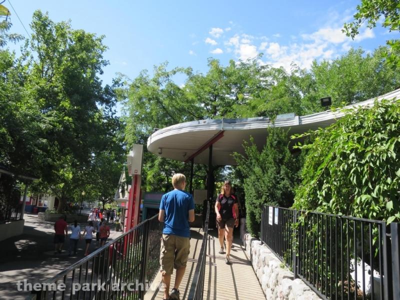 Roller Coaster at Lagoon