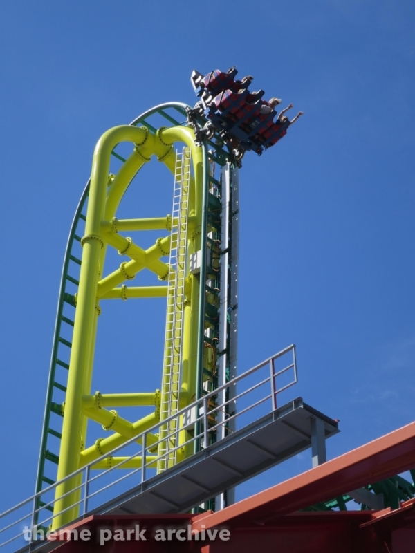 Wicked at Lagoon