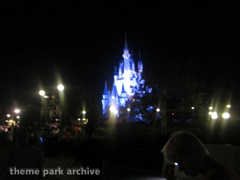 Cinderella's Castle at Magic Kingdom