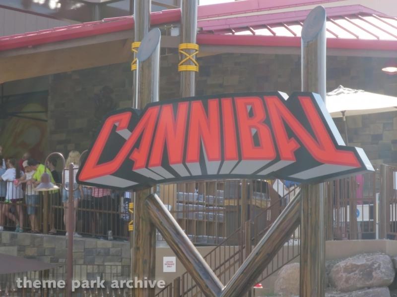 Cannibal at Lagoon