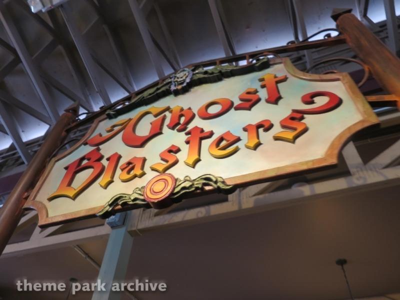 Ghost Blasters at Elitch Gardens