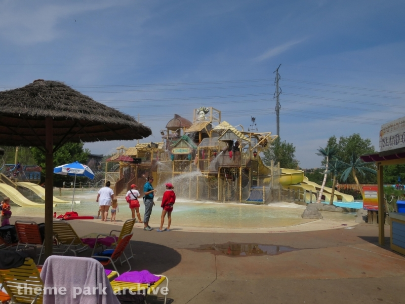 Island Kingdom Water Park at Elitch Gardens