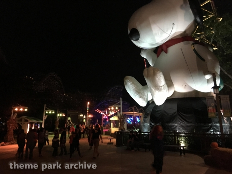 Camp Snoopy at Cedar Point