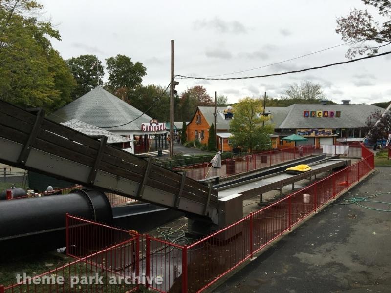 The Big Flush at Quassy Amusement Park