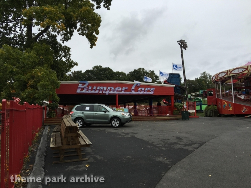 Bumper Cars at Quassy Amusement Park