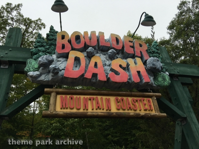 Boulder Dash at Lake Compounce