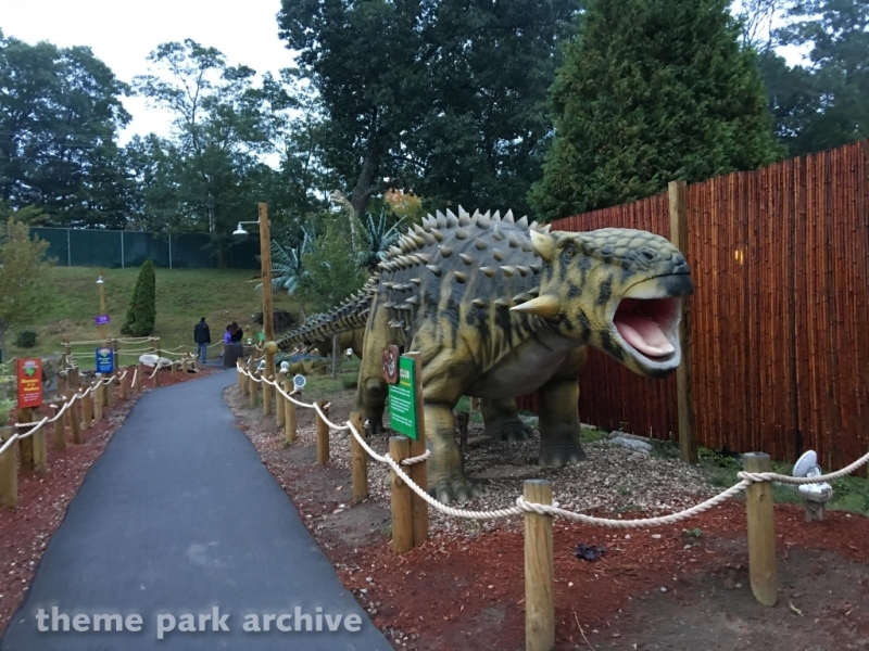 Dino Expedition at Lake Compounce