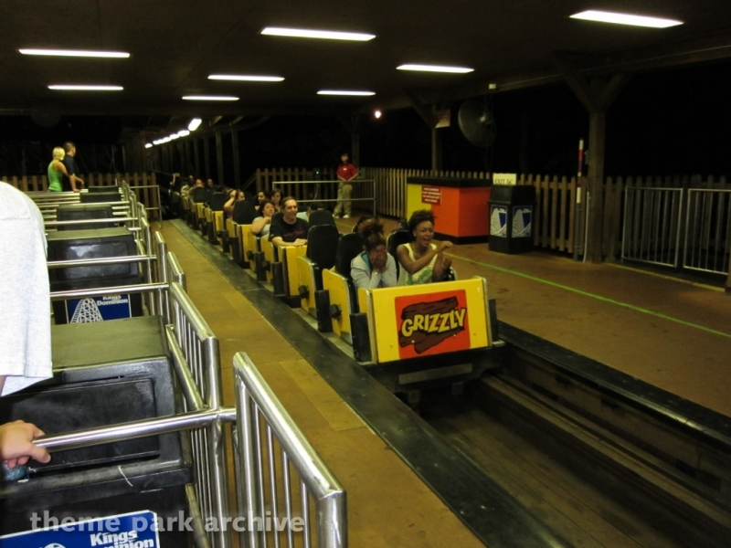 Grizzly at Kings Dominion