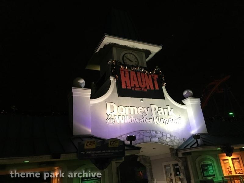 Haunt at Dorney Park
