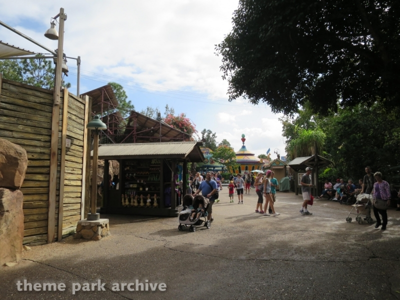 DinoLand U.S.A. at Disney's Animal Kingdom