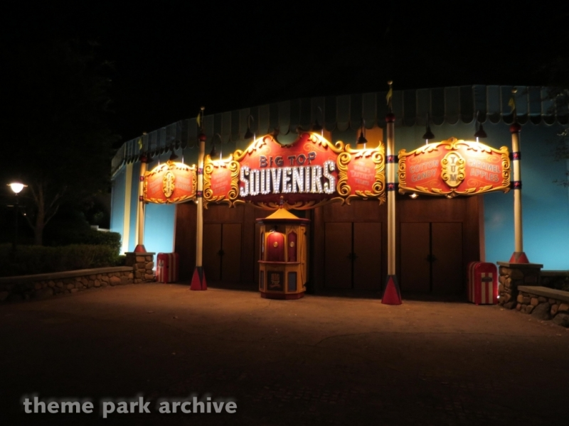 Storybook Circus at Magic Kingdom