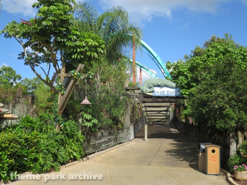 Congo River Rapids at Busch Gardens Tampa