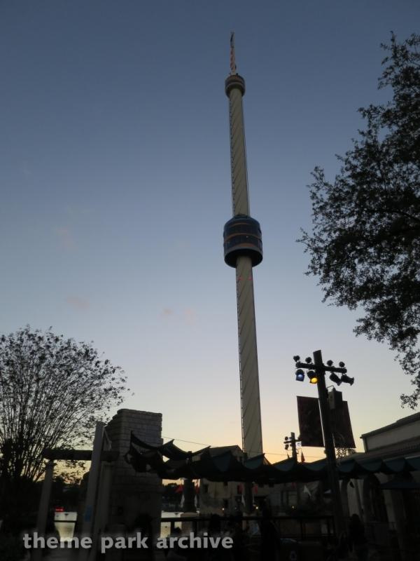 Sky Tower at SeaWorld Orlando