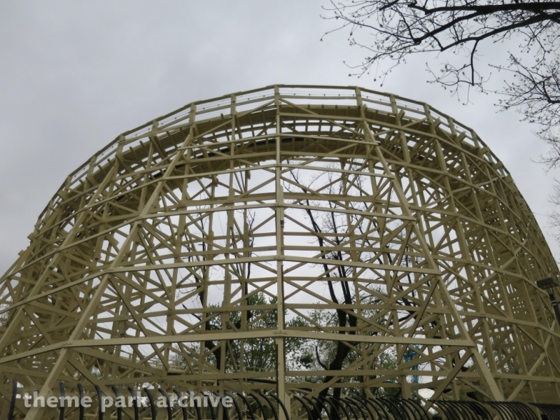 Thunderhawk at Dorney Park