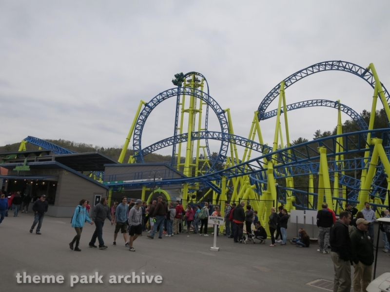 Impulse at Knoebels Amusement Resort