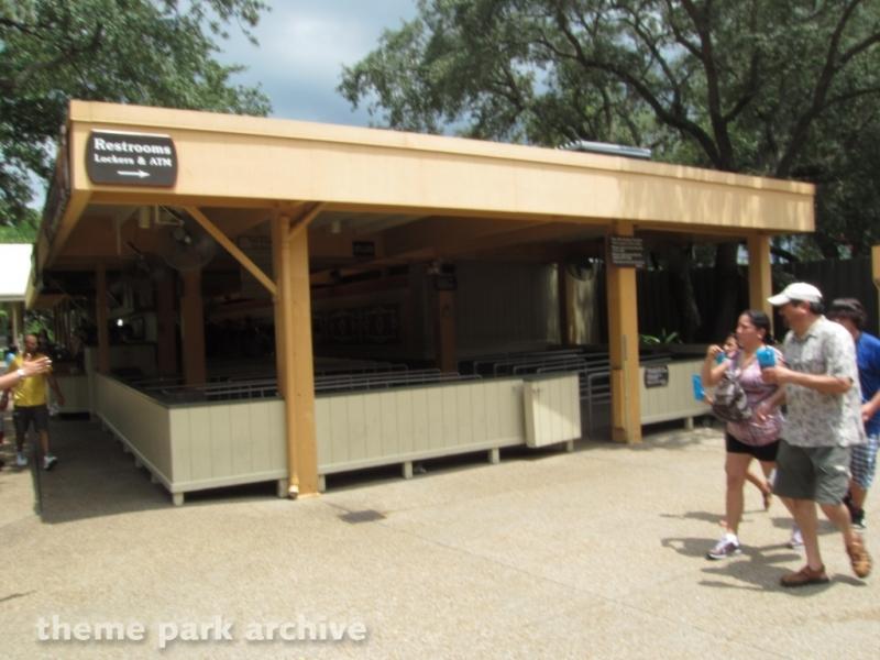 Stanleyville at Busch Gardens Tampa