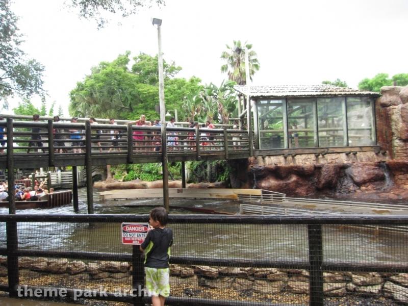 Tanganyika Tidal Wave at Busch Gardens Tampa