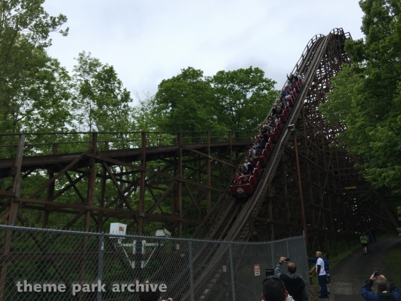 The Beast at Kings Island