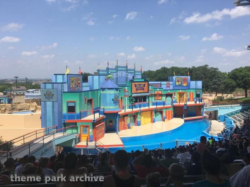 Sea Lion Stadium at SeaWorld San Antonio