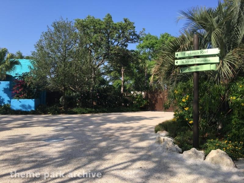 Discovery Point at SeaWorld San Antonio