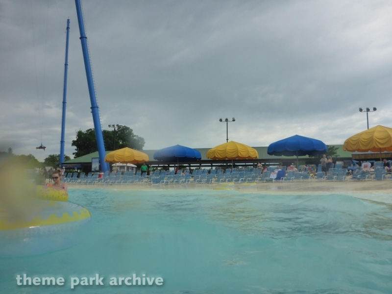 Torrent River at Schlitterbahn New Braunfels