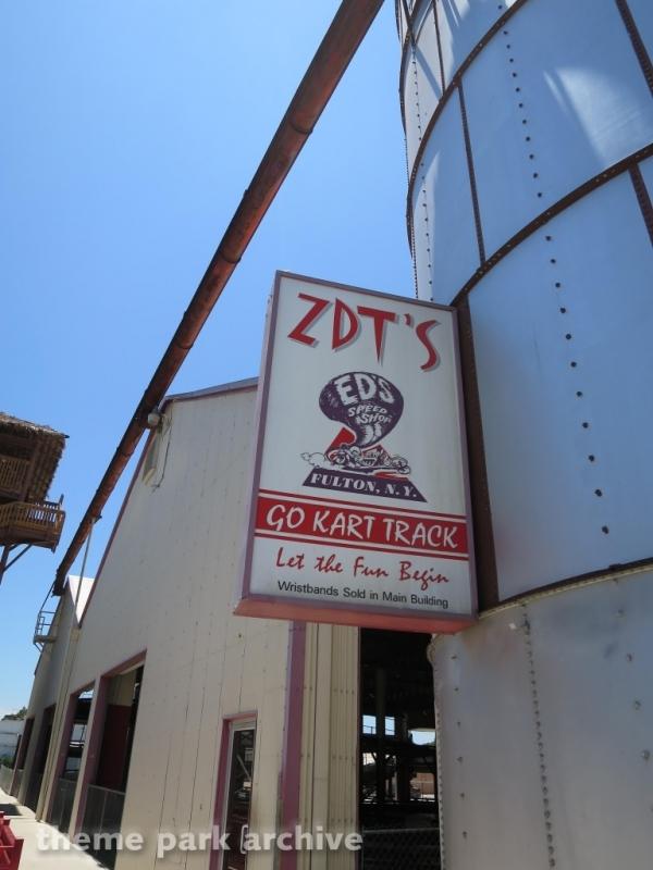 Go Karts at ZDT's Amusement Park