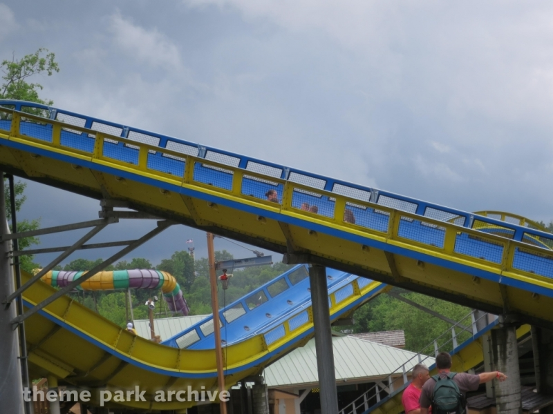 Mammoth at Holiday World