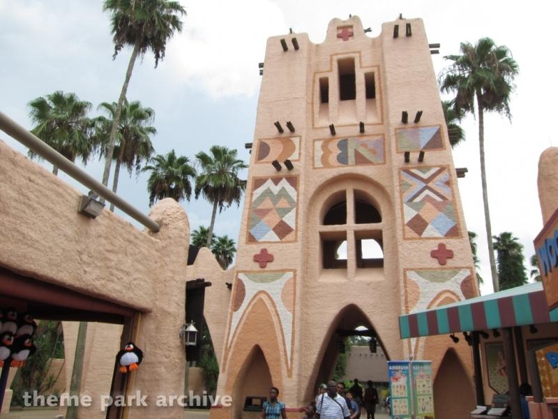 Timbuktu at Busch Gardens Tampa
