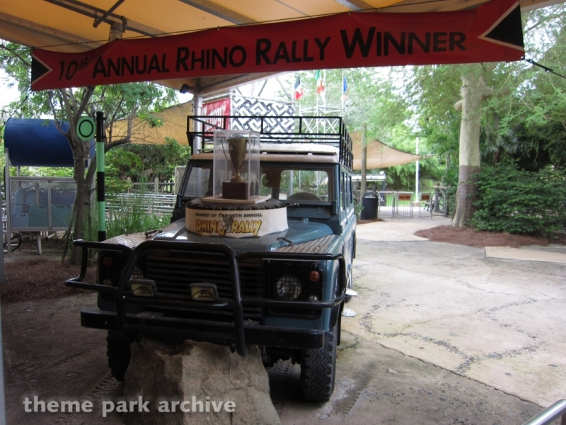 Rhino Rally at Busch Gardens Tampa
