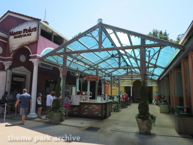 Marco Polo's Marketplace at Busch Gardens Williamsburg