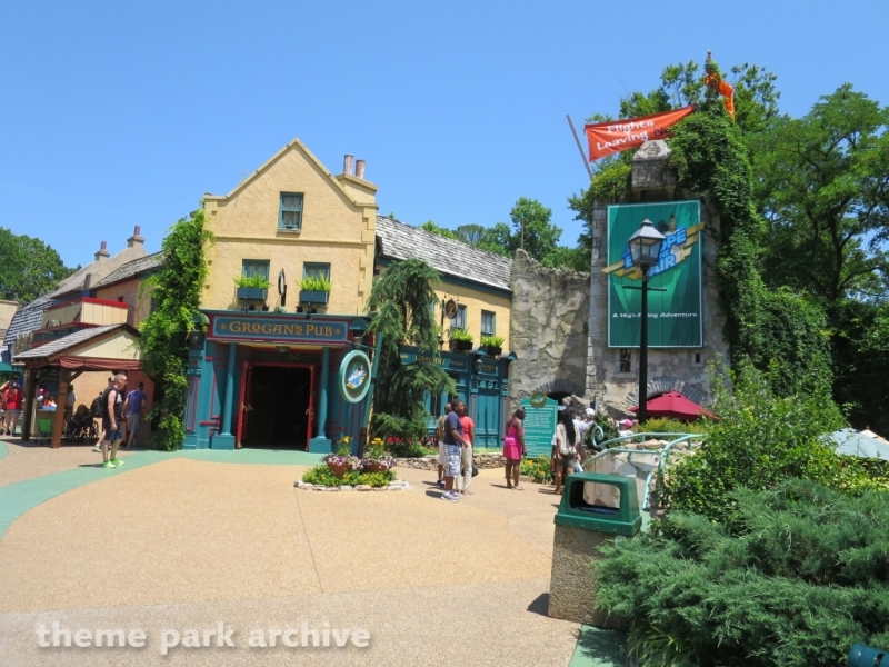 Europe In The Air at Busch Gardens Williamsburg