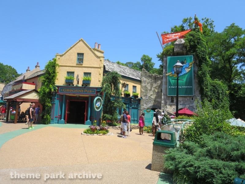 Europe In The Air at Busch Gardens Williamsburg