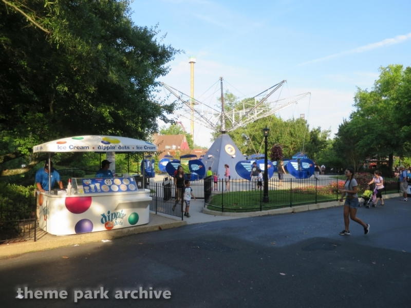 Flying Eagles at Kings Dominion