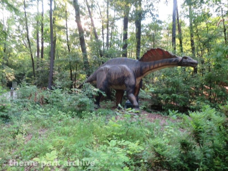 Dinosaurs Alive at Kings Dominion