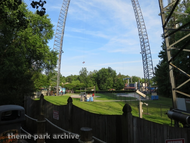 Xtreme Skyfiyer at Kings Dominion